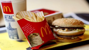McDonald's to switch to paper straws in UK, Ireland