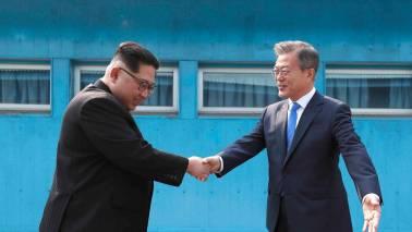 Moon Jae-in says Pyongyang summit to be 'bold step' towards ending war
