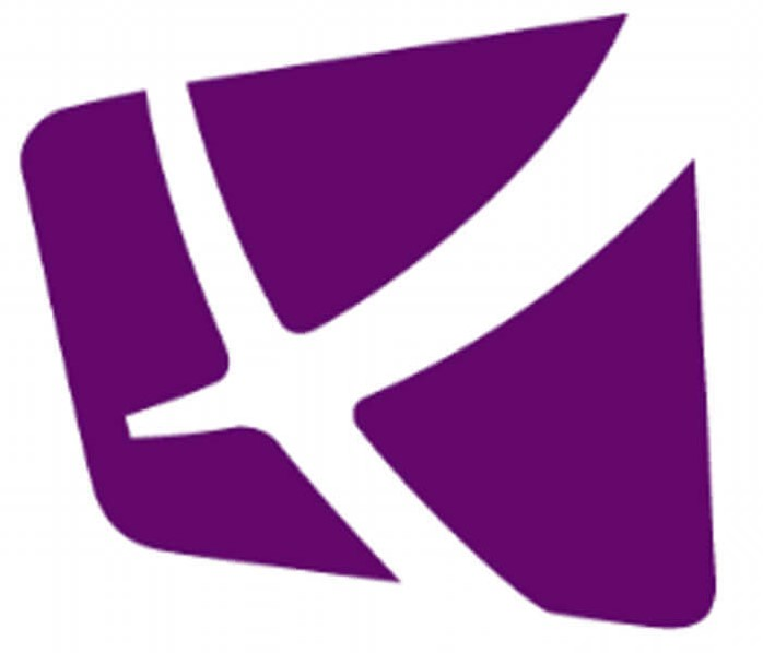 Identify the company from its logo.