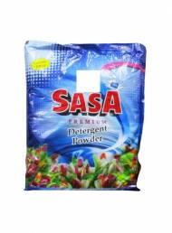 Q8. Identify the company which manufactures SASA brand of detergent?