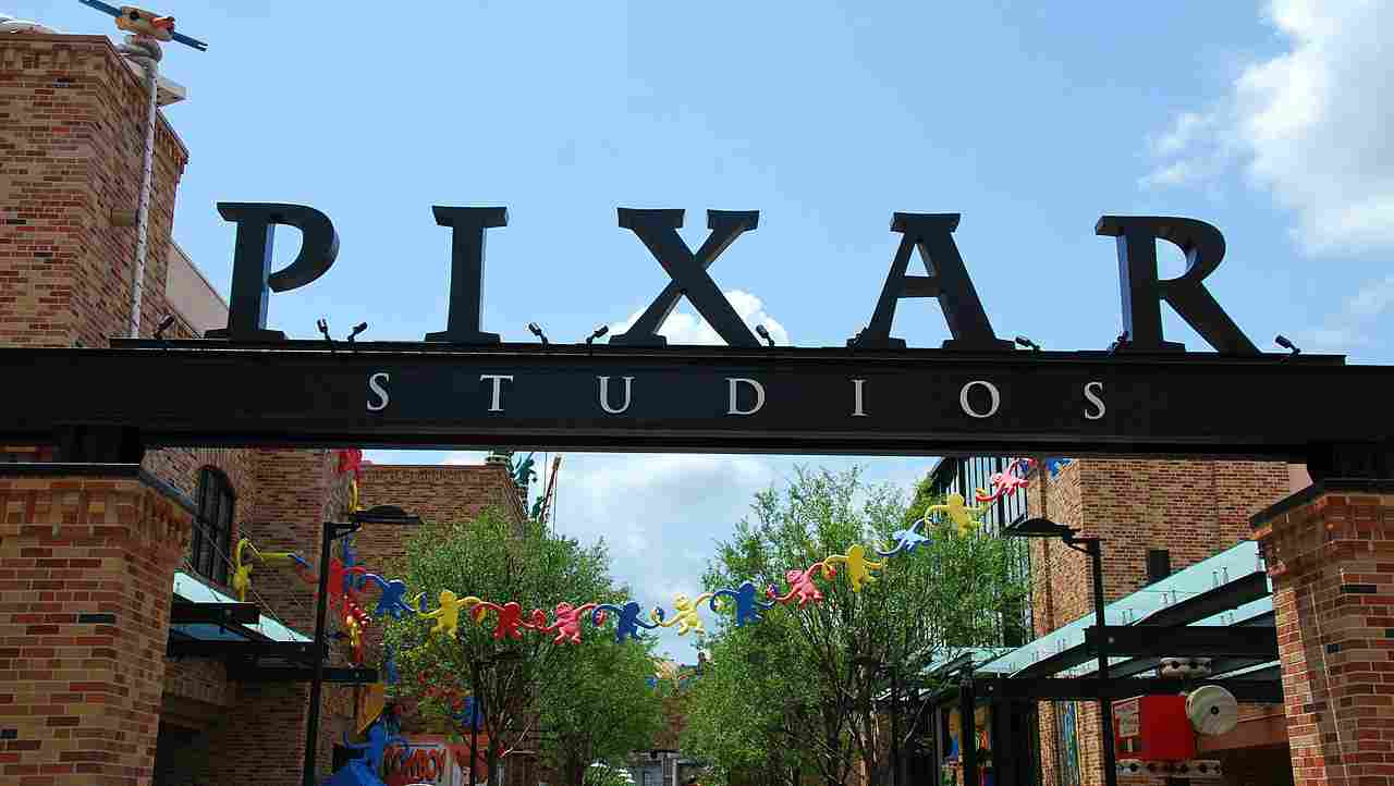 """Disney- Pixar 