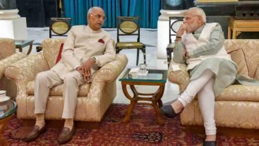 Modi govt to bring more reforms, raise farm investment to boost growth: President Ram Nath Kovind