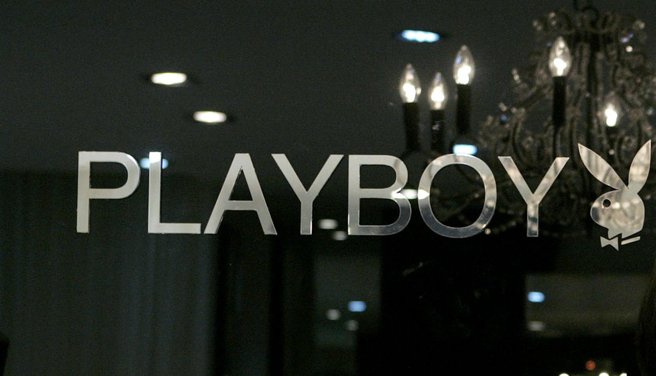 Answer: Playboy