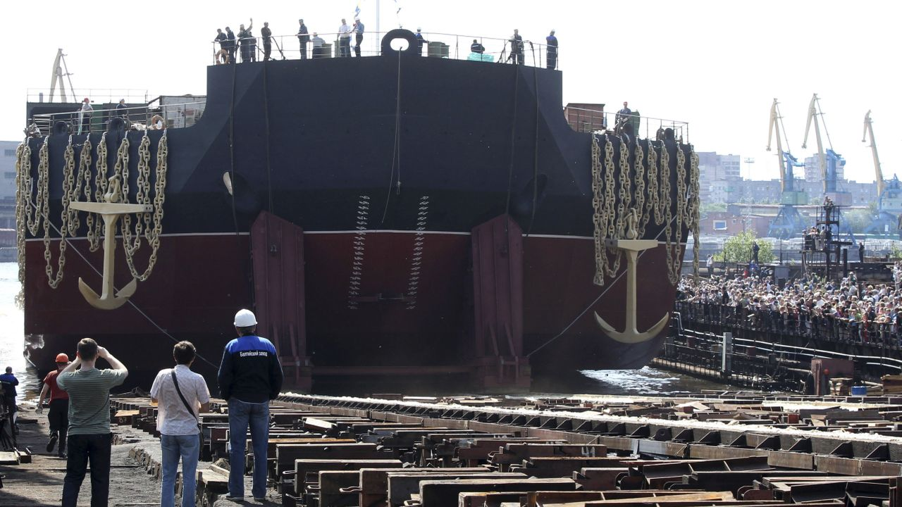 Russian media reports suggest that Rosatom is planning to launch more such nuclear plants. (Image: Reuters)