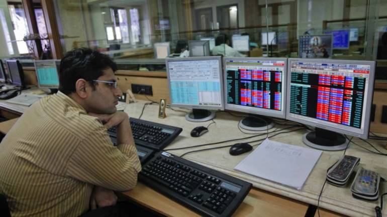 Sensex falls 300 pts, Nifty breaks crucial 11,200 as these 5 factors dampen market sentiment - Moneycontrol thumbnail