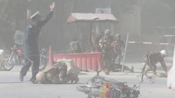 Gunmen attack intelligence training centre in Kabul: Officials