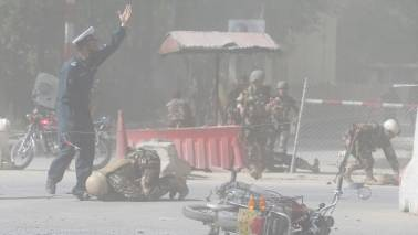 At least four dead as blasts, gunfire rock Afghan city: Report