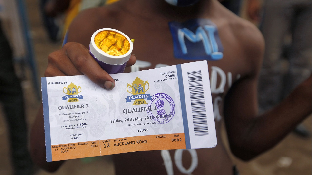 Ticket sales | Franchises get to keep a major share of the revenue earned from ticket sales at their home venues. All franchises play seven matches at home during the league stage. (Image: Reuters)