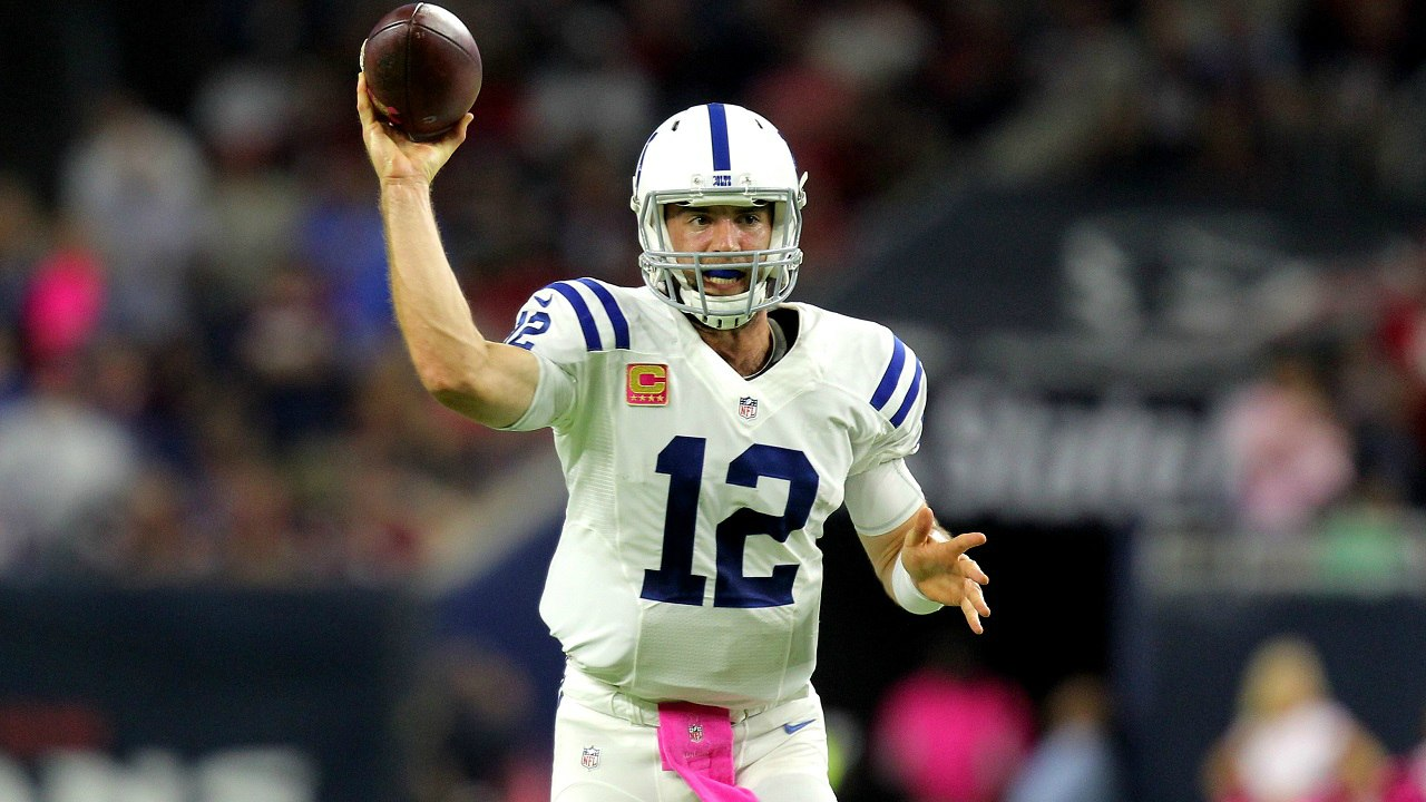 Andrew Luck: USD 50 million | This 28-year-old American football player is the richest player from the sport, earning USD 47 million as a salary and USD 3 million from endorsements. (Image: Reuters)