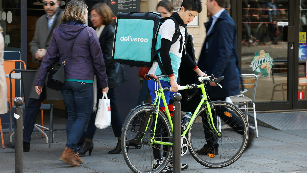 Answer: Gig Economy (Image: Reuters)