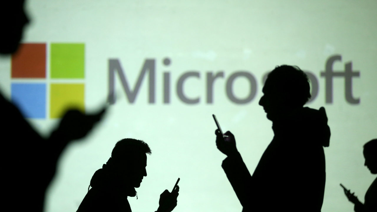 Answer: The Microsoft start up sound or The Microsoft Sound. (Image: Reuters)
