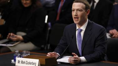 As Mark Zuckerberg heads to Brussels, British lawmakers ask for answers