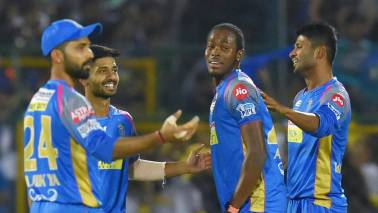 RR vs RCB IPL 2018 highlights: Rajasthan win by 30 runs to stay alive
