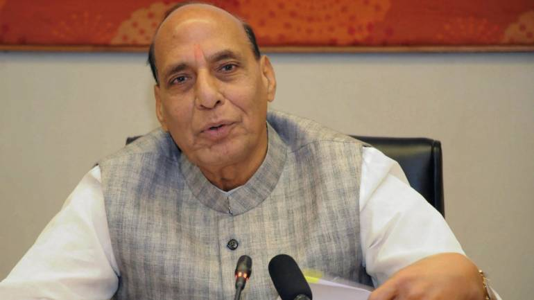 Image result for home minister rajnath singh