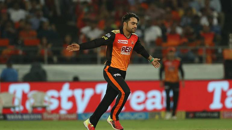 Rashid Khan won the Man of the Match award on Friday. (IANS)