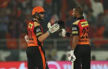 SRH vs MI IPL 2018 highlights: Rashid Khan is Man of the Match, Hyderabad pull-off thriller