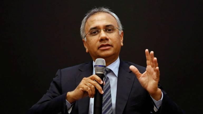 Salil Parekh. (Image: Reuters)