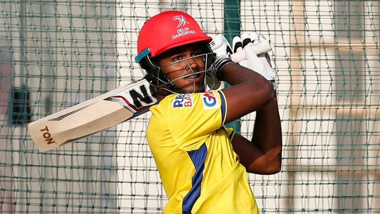 10. Sanju Samson | Rajasthan Royals pocketed the wicket-keeper-batsman for Rs 8 crore after battling Mumbai Indians fiercely. Samson is returning to IPL after a two-year gap. (www.iplt20.com)