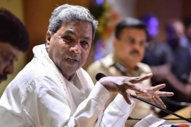 Siddaramaiah, JD(S) chief Kumaraswamy file nominations for Karnataka polls