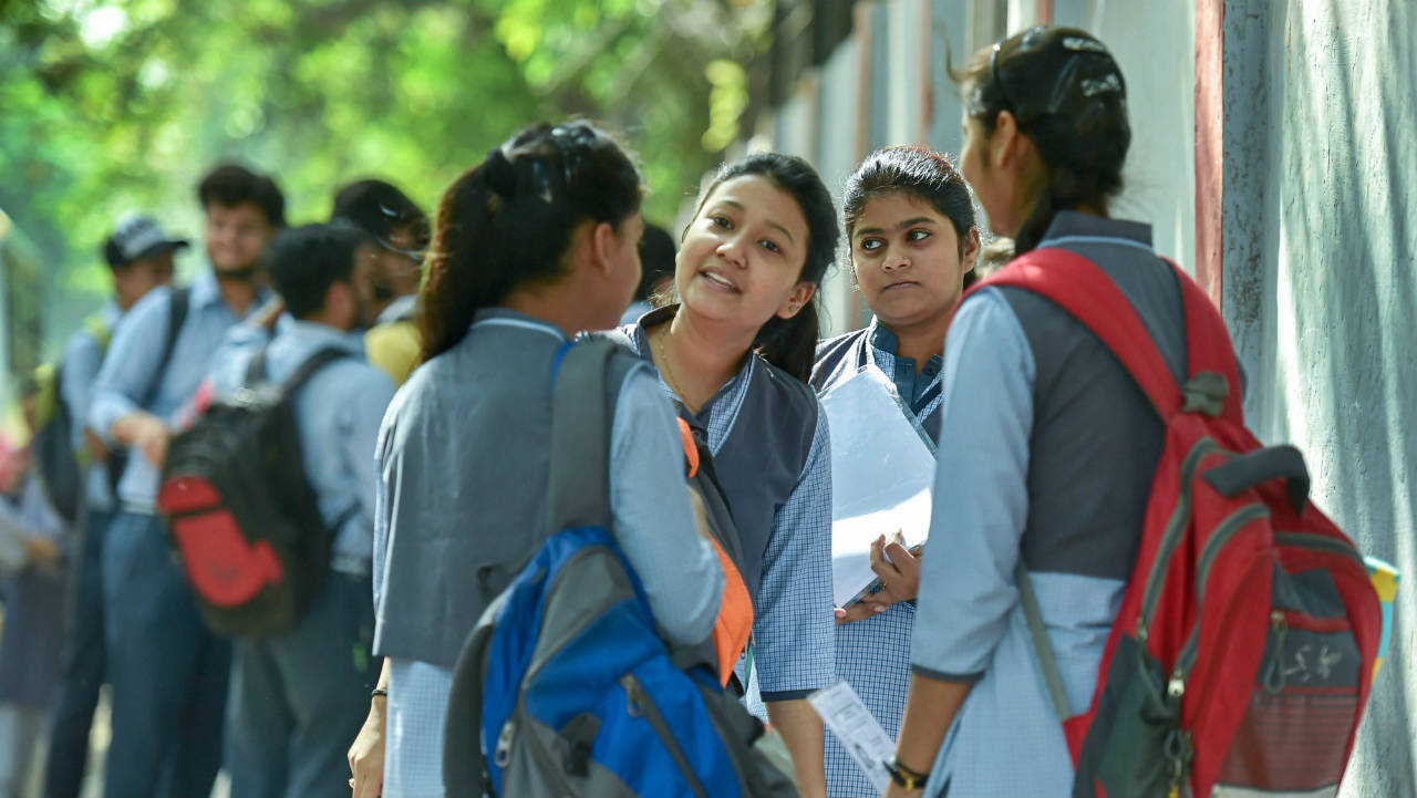 For any of the above steps, candidates need to check this link: http://cbse.nic.in/newsite/attach/VERIFICATION%20OF%20MARKS%20CLASS%20XII.pdf (Image: PTI)