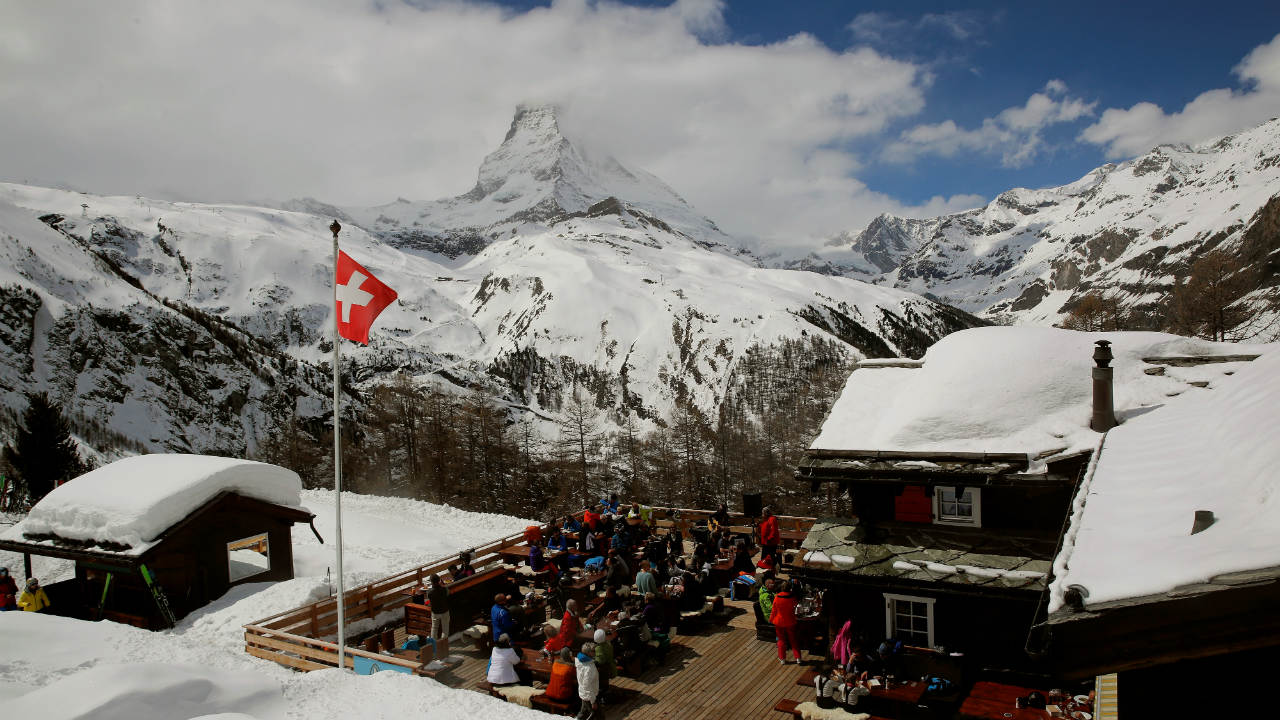 N0. 10 | Switzerland: USD 61,360 | Situated on the Swiss Alps, the country has a population of around 8 million people. Reports suggest that the country's GDP per capita is set to rise significantly by 2022, as the country implements policies to help boost its economy. (Image: Reuters)