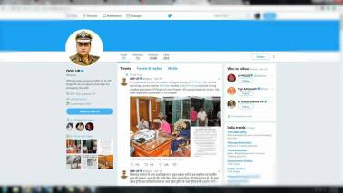 Frustrated by police inaction, class 10 boy creates fake UP DGP Twitter profile, cops follow its orders