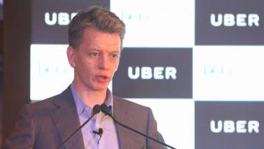No interest in doing minority deals in India: Uber COOBarney Harford