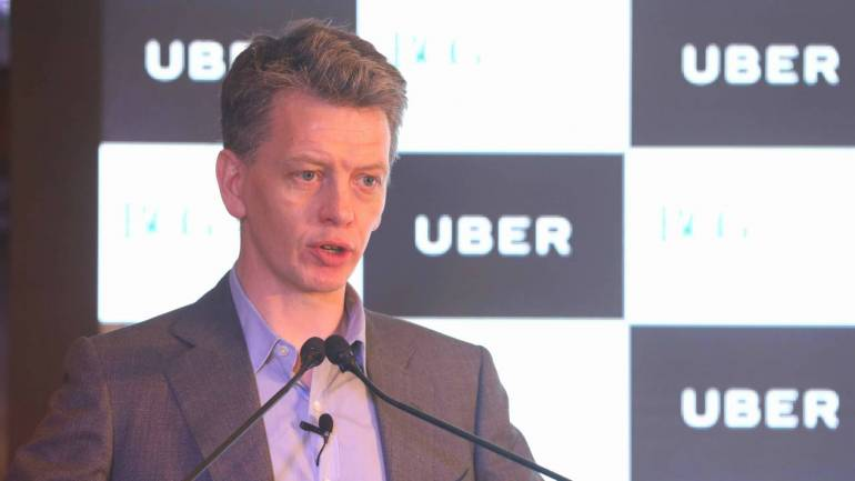 No interest in doing minority deals in India: Uber COO Barney Harford