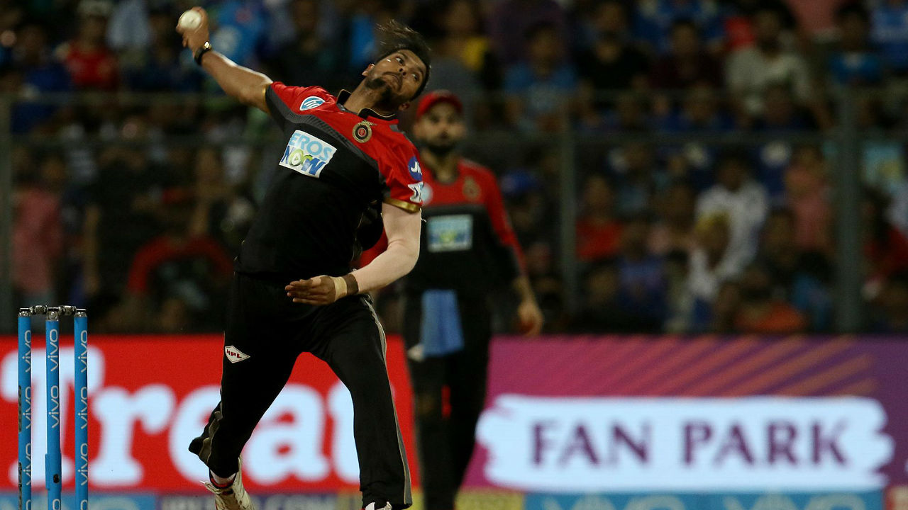 Rank 4: Umesh Yadav, Royal Challengers Bangalore | Wickets: 20 | Matches: 14 | Economy rate: 7.86 (Image: BCCI, iplt20.com)