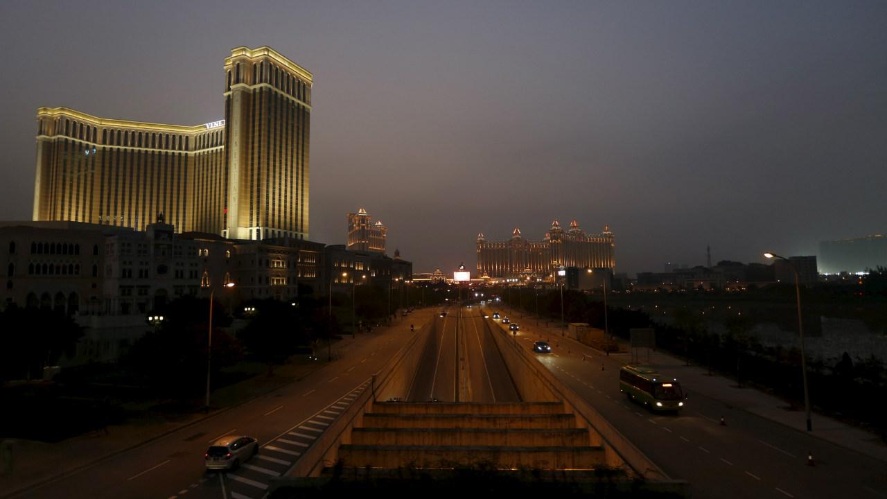 8. Venetian Macau | Location: Macau, China | Cost of construction: USD 2.4 billion (Photo: Reuters)