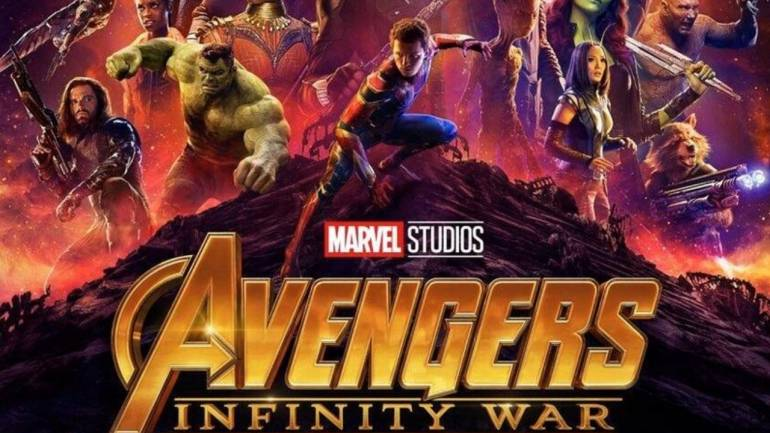avengers infinity war collection worldwide