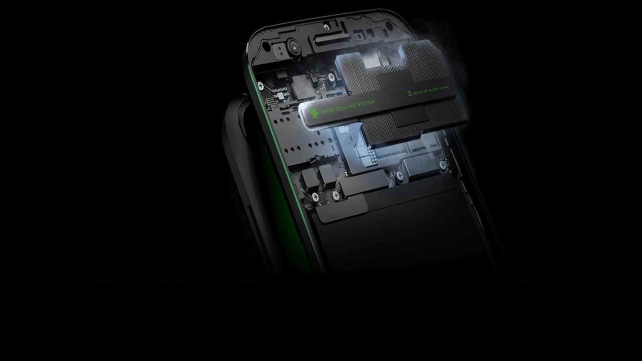 Xiaomi Black Shark gaming phone, Gamepad is here; sports Snapdragon 845, liquid cooling