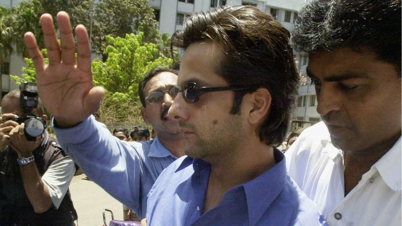 Son of Bollywood legend Firoz Khan, Fardeen Khan, was arrested by Narcotics Control Bureau in 2001 for attempting to buy cocaine. (Image: Reuters)