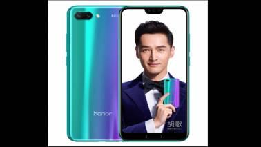 Huawei launches flagship Honor 10 with AI 2.0 technology, notch screen and dual rear camera in China