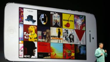 Q5. Which Indian soundtrack became the first to be launched on iTunes even before the CDs were launched? (Image: Reuters)