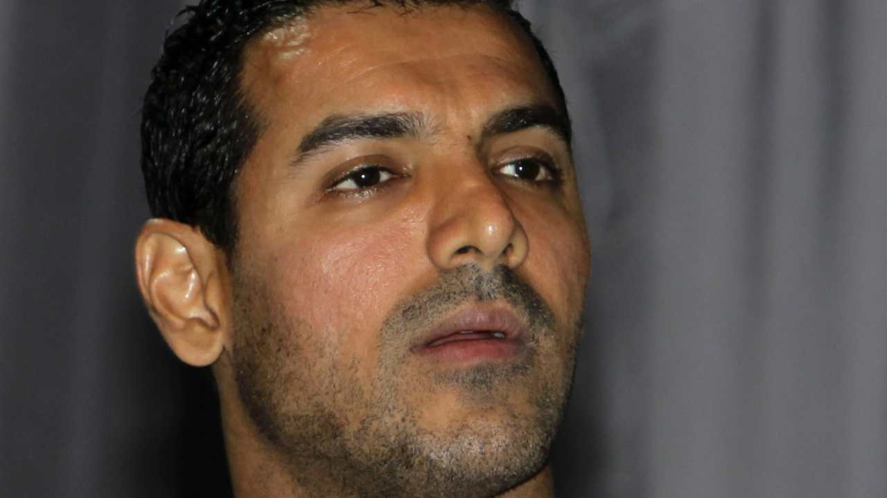 Model turned actor John Abraham went to jail for rash driving and ramming his bike into pedestrians. The bike enthusiast was locked up for 15 days. (Image: Reuters)