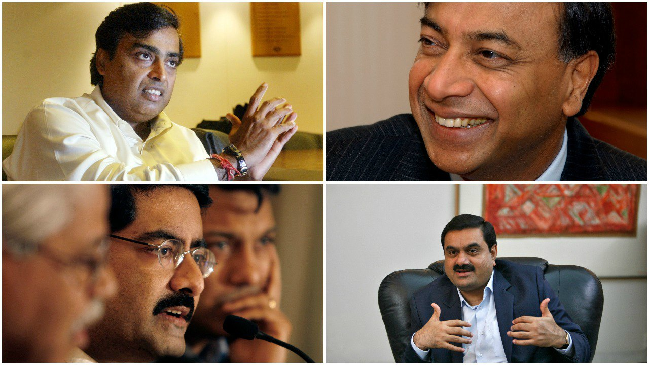 The number of billionaires in India has increased by 19 to 121 according to the latest annual Forbes' Billionaires List. Indians now account for the third largest pool of billionaires in the world after the Americans and the Chinese.