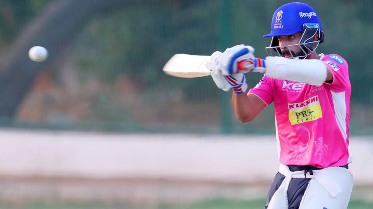 Rajasthan Royals | The Ajinkya Rahane-led team is owned by Manoj Badale under Royal Multisport Private Limited. (Image: Twitter/Rajasthan Royals)