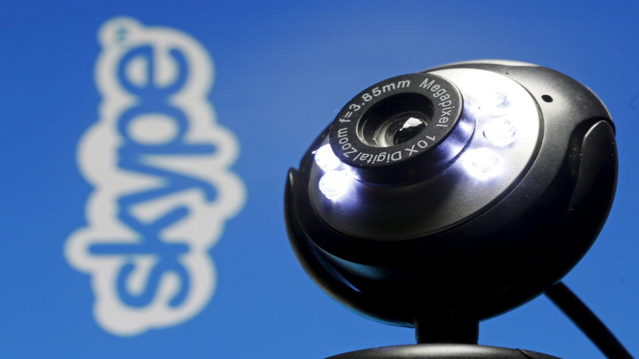 Skype | 3,085 Skype calls are placed in a second on the web. (Image: Reuters)