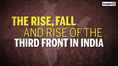 The rise, fall and rise of the Third Front in India