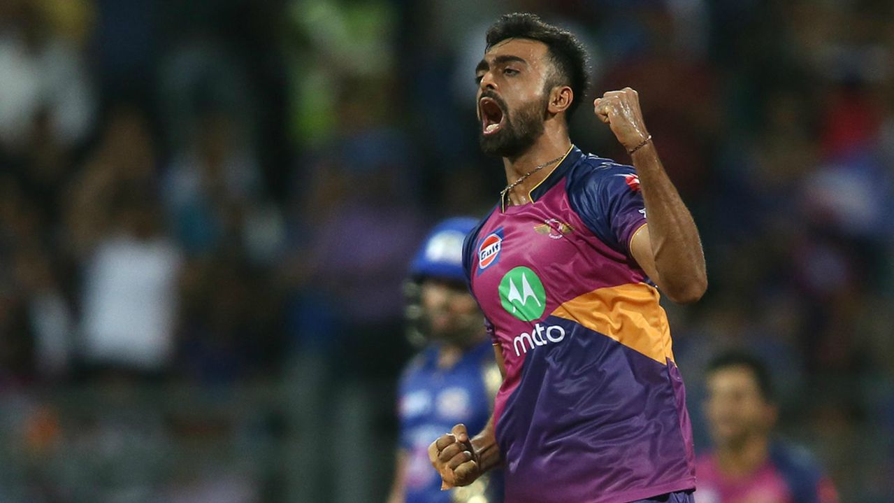 2. Jaydev Unadkat | Rajasthan Royals snapped up the left-arm medium pacer for Rs 11.5 crore. He was the second-highest wicket-taker in IPL 2017. (www.iplt20.com)