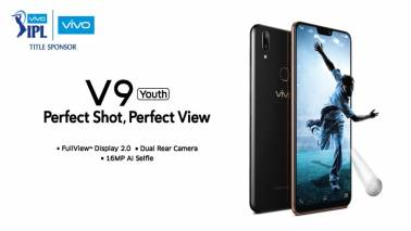 Vivo launches Vivo V9 Youth with 4GB RAM, 6.3 inch display & 16MP selfie camera at Rs 18,990