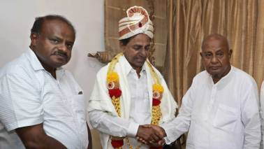 Do KCR's meetings with PM Modi indicate a BJP-TRS post-poll alliance in 2019?