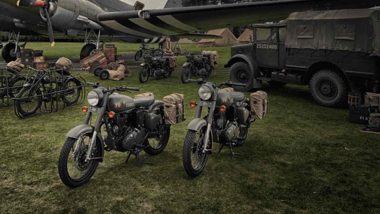 The RE Classic 500 Pegasus is built on the Royal Enfield Classic 500. Only 1,000 units of the Pegasus edition will be built and just 250 of them will be sold in India. Rest of the units will be sold in the UK, the US and Australia.