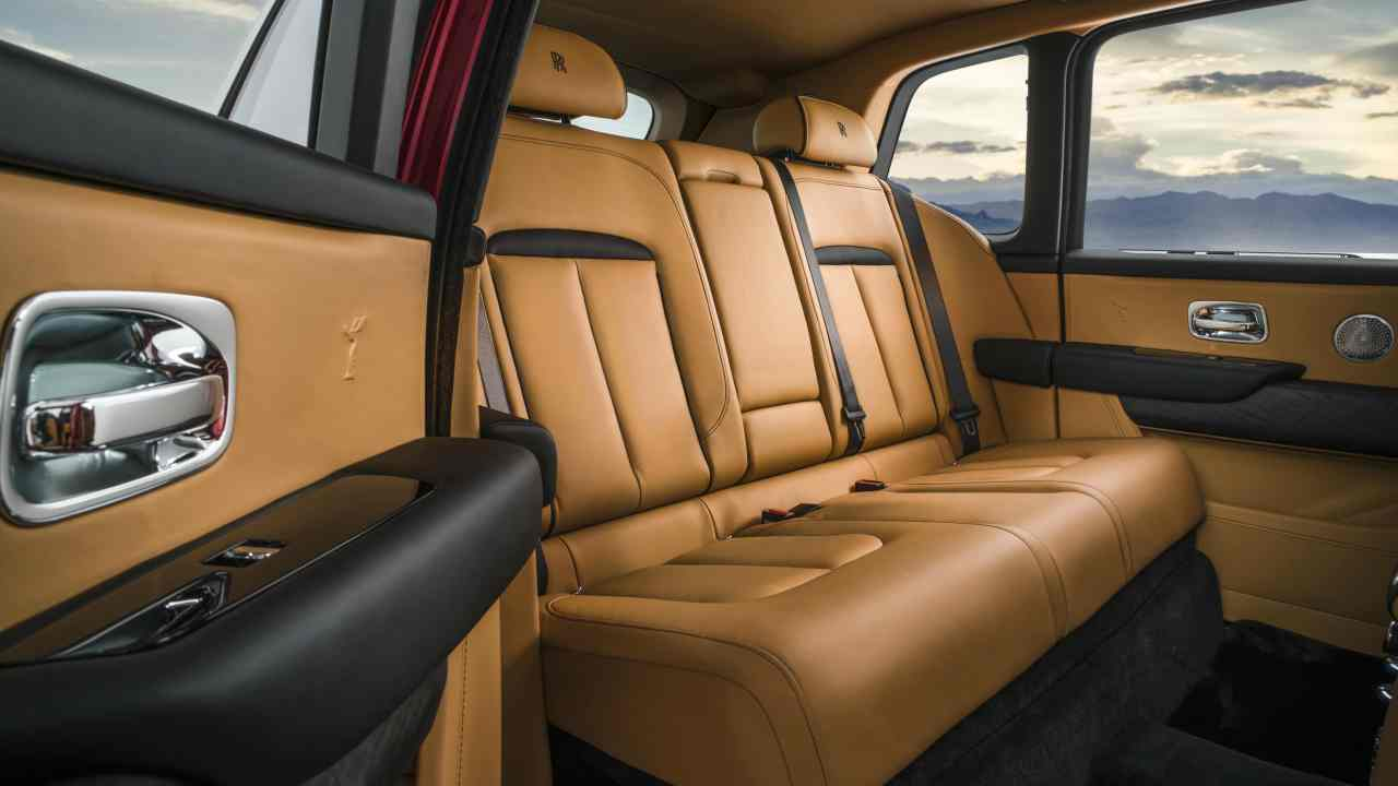 Rolls Royce Cullinan When A Luxury Car Maker Makes An Suv It