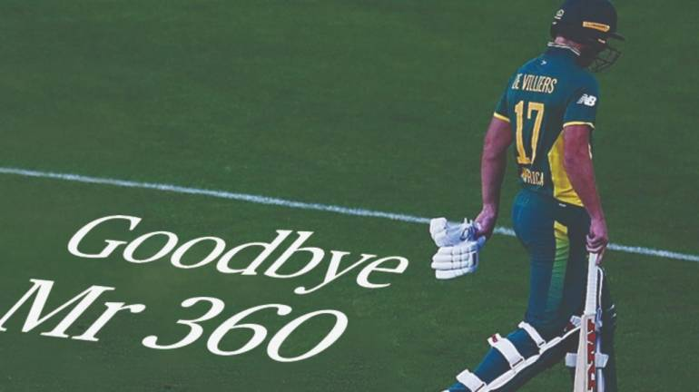 AB De Villiers Bids Adieu To International Cricket