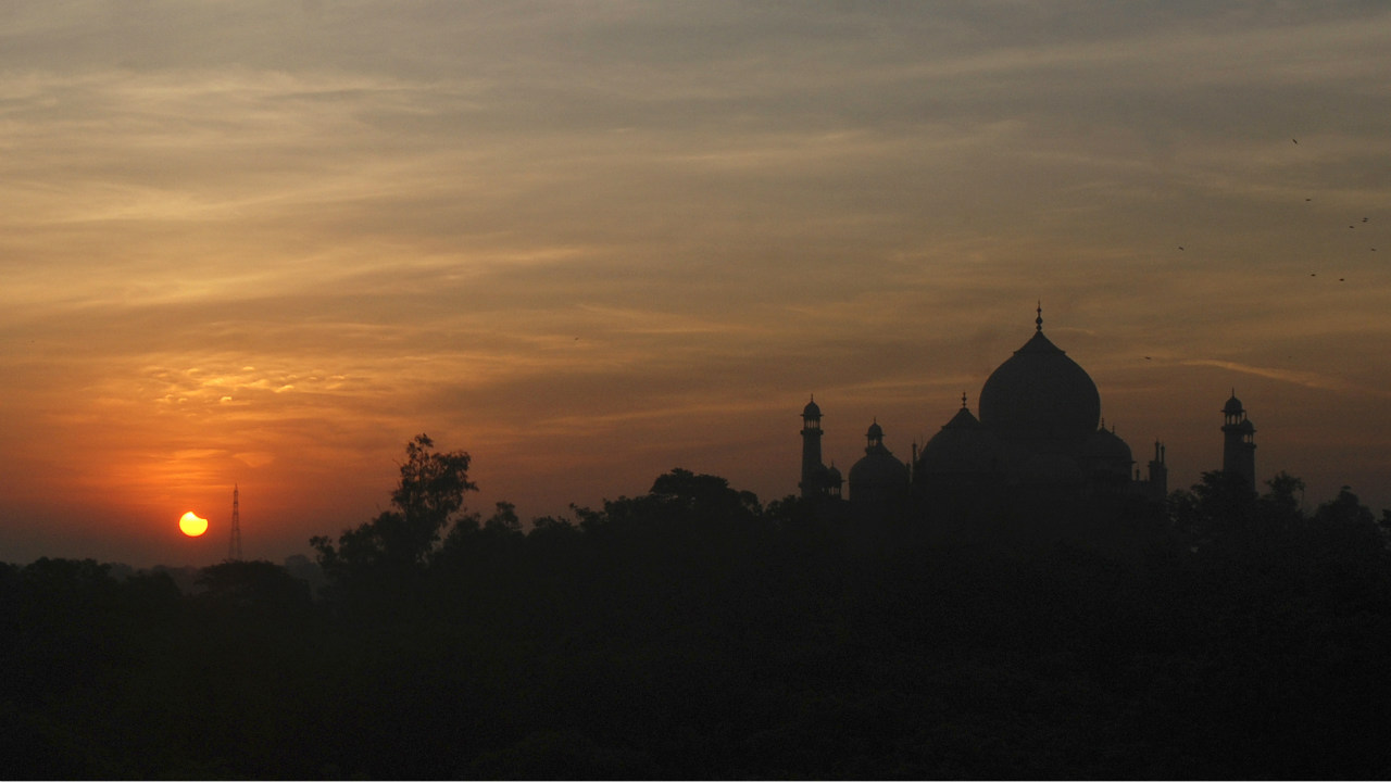 9. Agra | Mean PM2.5: 131 ug/m3 (Image: Reuters)