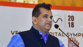 Boosting exports key to make India $5-tn economy by 2025: Amitabh Kant