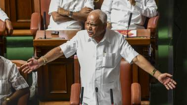BSY alleges foul play in Karnataka polls