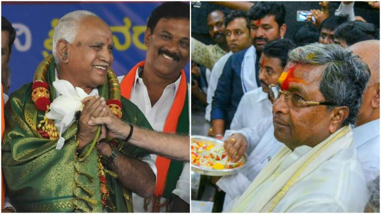 Karnataka Elections 2018: Important dates, key constituencies and CM  candidates - All you need to know